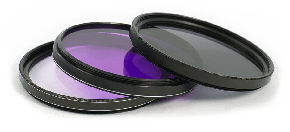 Stack of 3 UV ultra violet linear polarizers | American Polarizers, Inc.