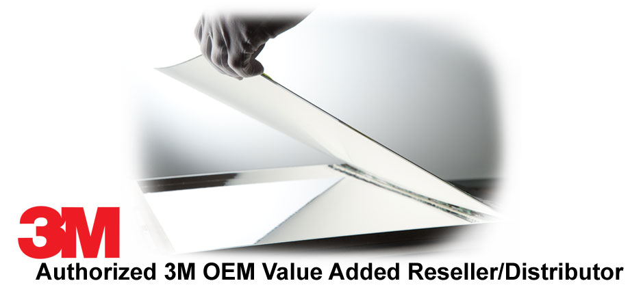 Laminated Films Authorized 3M OEM Value Added Reseller Distributor | American Polarizers, Inc.