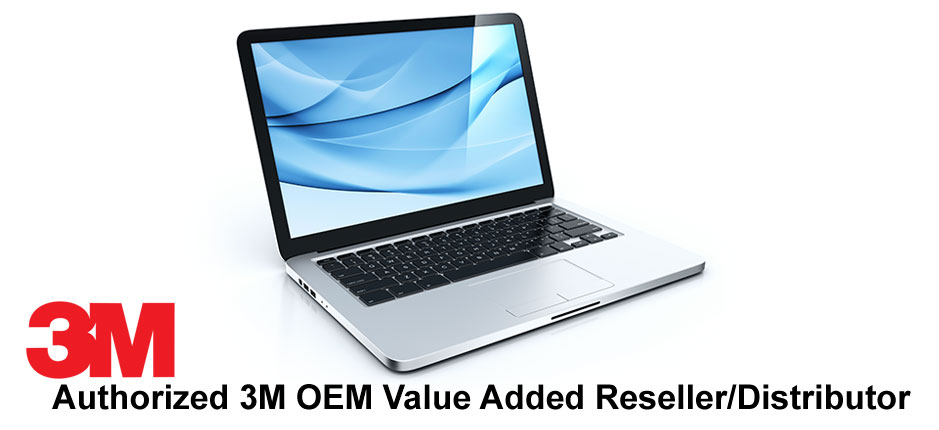 Laptop Computer Authorized 3M OEM Value Added Reseller Distributor | American Polarizers, Inc.