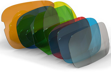 API Optical Filter Colors